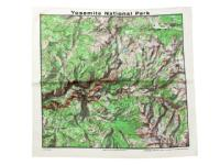 THE PRINTED IMAGE【ザ プリンティッド イメージ】NATURE FACTS BANDANAS *Yosemite National Park