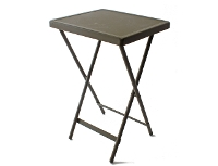MILITARY【ミリタリー】U.S. METAL FOLDING TABLE / DEADSTOCK