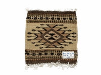 TIME WILL TELL WORKS【タイム ウィル テル ワークス】ZAPOTEC RUG MAT SMALL(TYPE-C)