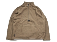 MILITARY【ミリタリー】USMC PULLOVER FLEECE LINER *COYOTE / DEADSTOCK