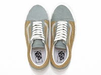 VANS【ヴァンズ】OLD SKOOL 36 DX ANAHEIM  FACTORY *GRAY PONY/TRUE WHITE